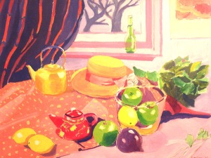 Teapots and Lemons